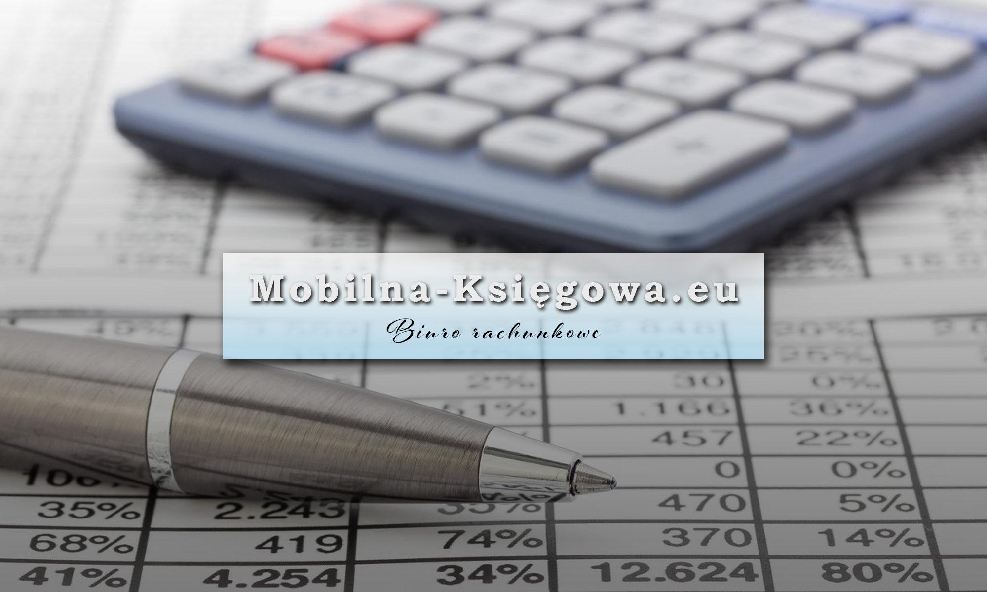 Mobilna-Księgowa.eu Biuro Rachunkowe Edyta Ciruk Księgowa